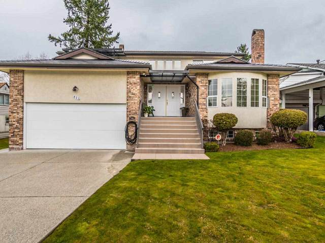 623 Thompson Avenue, Coquitlam, BC V3J 3Z9 (#R2560844) :: 604 Realty Group