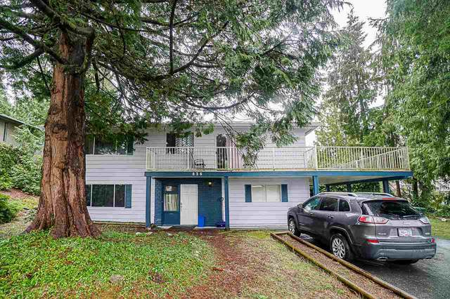 836 Cornell Avenue, Coquitlam, BC V3J 2Z5 (#R2561125) :: 604 Realty Group