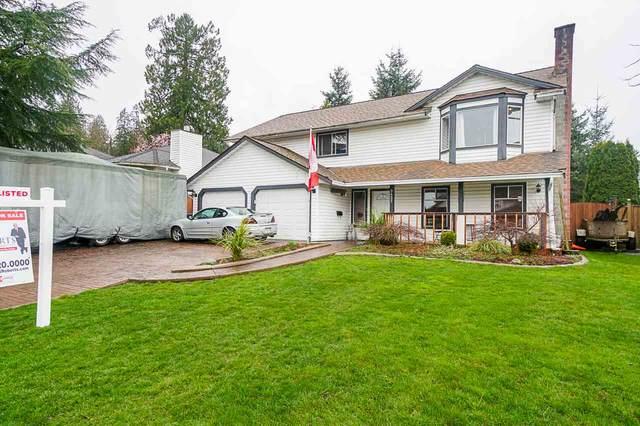 9427 159 Street, Surrey, BC V4N 3B9 (#R2561133) :: Macdonald Realty