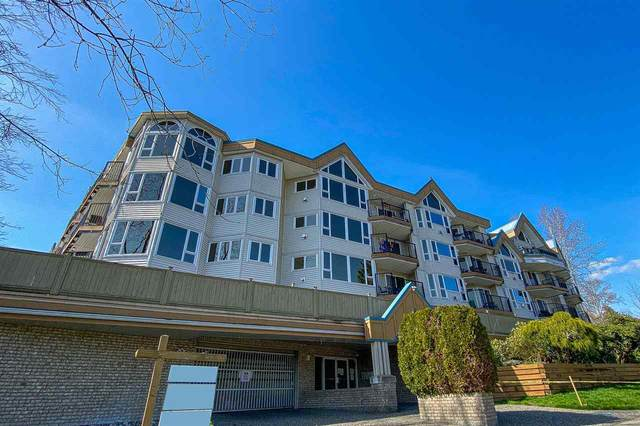 11595 Fraser Street #406, Maple Ridge, BC V2X 0X7 (#R2561202) :: Ben D'Ovidio Personal Real Estate Corporation | Sutton Centre Realty