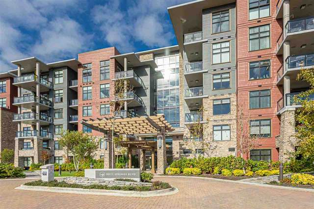 5011 Springs Boulevard #410, Delta, BC V4M 0B6 (#R2561489) :: Ben D'Ovidio Personal Real Estate Corporation | Sutton Centre Realty