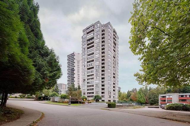 9280 Salish Court #1006, Burnaby, BC V3J 7J8 (#R2561729) :: 604 Realty Group
