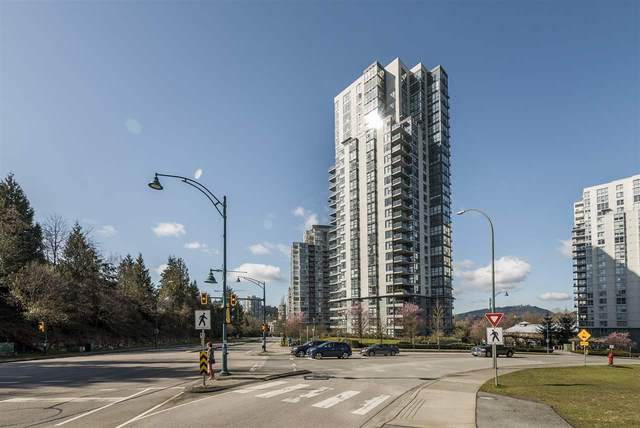 288 Ungless Way #1002, Port Moody, BC V3H 0C9 (#R2561775) :: Ben D'Ovidio Personal Real Estate Corporation | Sutton Centre Realty