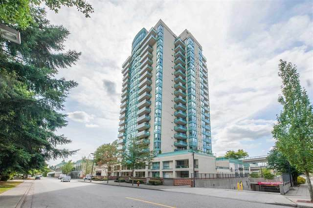 1148 Heffley Crescent #1703, Coquitlam, BC V3B 8A6 (#R2561783) :: 604 Realty Group