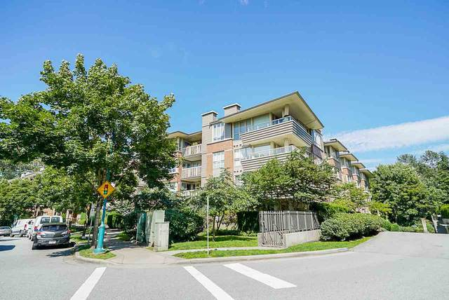 801 Klahanie Drive #308, Port Moody, BC V3H 5K4 (#R2561801) :: Ben D'Ovidio Personal Real Estate Corporation | Sutton Centre Realty