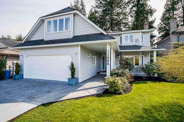 11986 Cottonwood Avenue, Delta, BC V4E 3K1 (#R2561955) :: Macdonald Realty