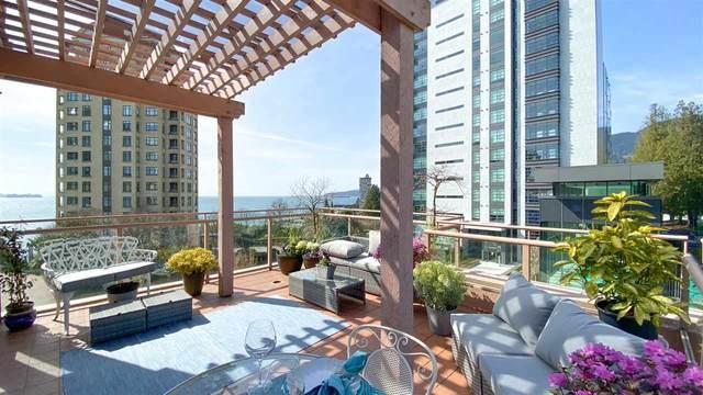 2271 Bellevue Avenue #506, West Vancouver, BC V7V 4X1 (#R2562061) :: 604 Realty Group