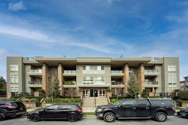 2349 Welcher Avenue #306, Port Coquitlam, BC V3C 1X6 (#R2562189) :: Ben D'Ovidio Personal Real Estate Corporation | Sutton Centre Realty