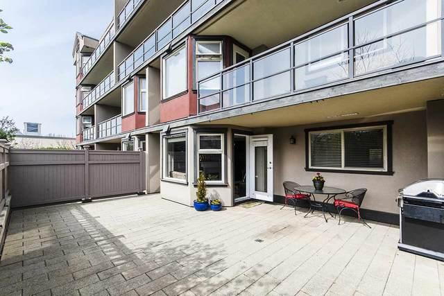 4821 53 Street B206, Delta, BC V4K 2Z3 (#R2562316) :: Ben D'Ovidio Personal Real Estate Corporation | Sutton Centre Realty