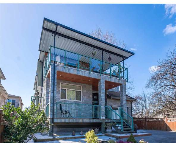 240 Dawe Street, New Westminster, BC V3M 5N2 (#R2562320) :: Ben D'Ovidio Personal Real Estate Corporation | Sutton Centre Realty