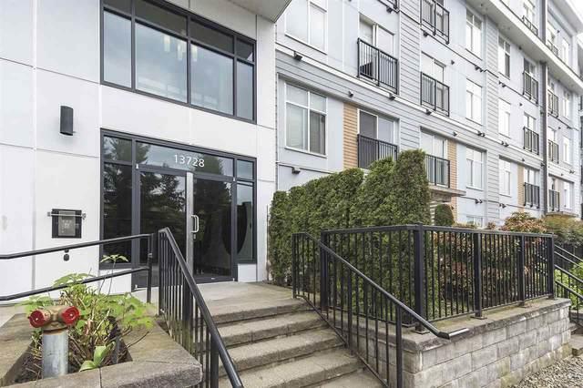 13728 108 Avenue #105, Surrey, BC V3T 0G2 (#R2562477) :: Macdonald Realty