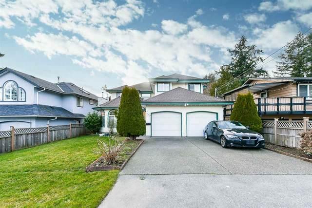 7559 118 Street, Delta, BC V4C 6G9 (#R2562623) :: Ben D'Ovidio Personal Real Estate Corporation | Sutton Centre Realty
