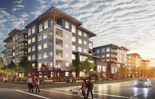20834 80 Avenue A308, Langley, BC V0V 0V0 (#R2562664) :: Ben D'Ovidio Personal Real Estate Corporation | Sutton Centre Realty