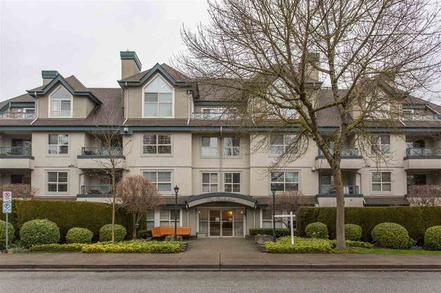 15325 17 Avenue #305, Surrey, BC V4A 1T8 (#R2562691) :: Macdonald Realty