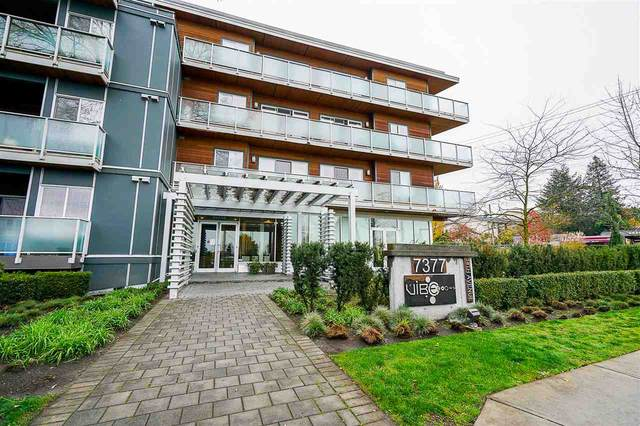 7377 14TH Avenue #405, Burnaby, BC V3N 1Z7 (#R2562713) :: Ben D'Ovidio Personal Real Estate Corporation   Sutton Centre Realty