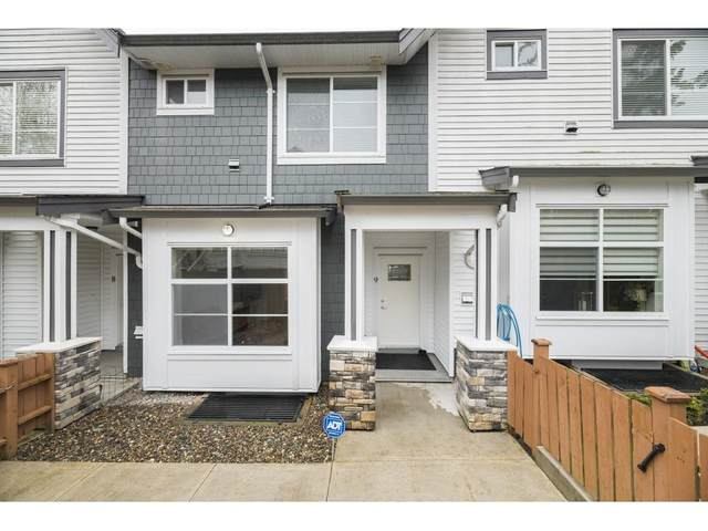 6767 196 Street #9, Surrey, BC V4N 6R2 (#R2562781) :: 604 Realty Group