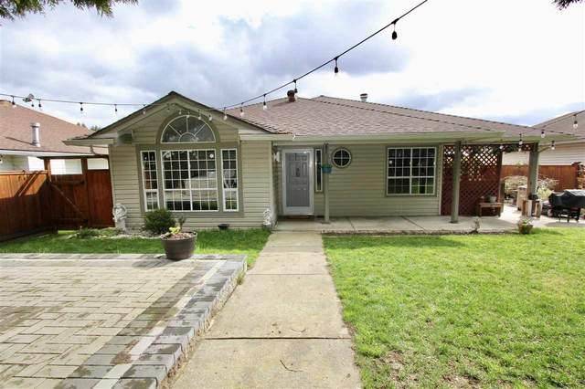 9138 160 Street, Surrey, BC V4N 3A6 (#R2562894) :: Macdonald Realty