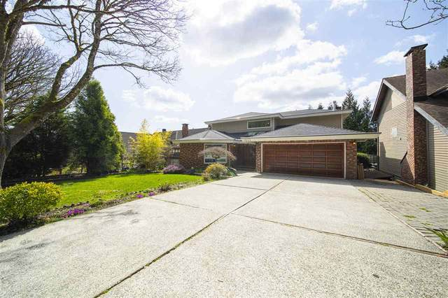 1243 Pinehurst Drive, Burnaby, BC V5A 3Y1 (#R2562905) :: Ben D'Ovidio Personal Real Estate Corporation | Sutton Centre Realty