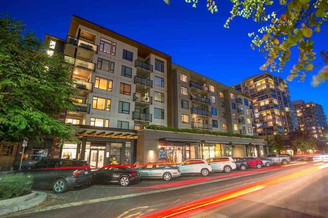 123 W 1ST Street #503, North Vancouver, BC V7M 0E5 (#R2562944) :: 604 Realty Group