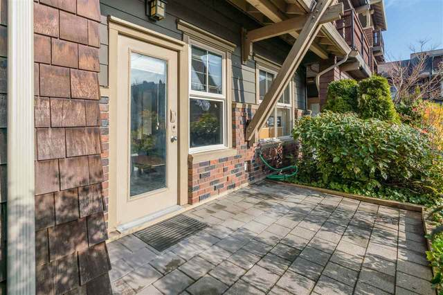 38 Seventh Avenue #105, New Westminster, BC V3L 5W2 (#R2563073) :: Ben D'Ovidio Personal Real Estate Corporation   Sutton Centre Realty