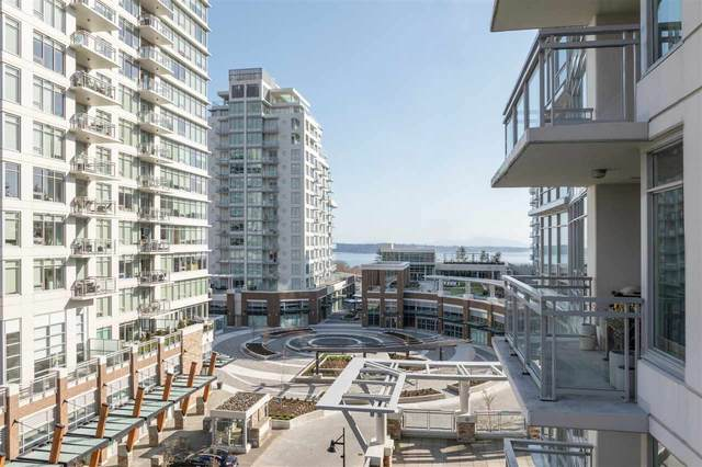15152 Russell Avenue #506, White Rock, BC V4G 0A3 (#R2563075) :: Macdonald Realty
