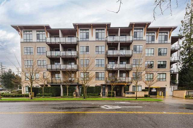 15388 105 Avenue #407, Surrey, BC V3R 0C4 (#R2563123) :: 604 Realty Group