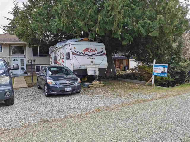 10478 155A Street, Surrey, BC V3R 4K7 (#R2563138) :: 604 Realty Group