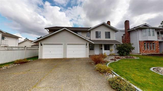 9460 152A Street, Surrey, BC V3R 9B9 (#R2563144) :: Macdonald Realty