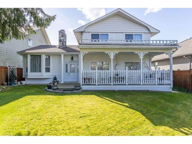 6649 184 Street, Surrey, BC V3S 9B8 (#R2563157) :: Ben D'Ovidio Personal Real Estate Corporation | Sutton Centre Realty