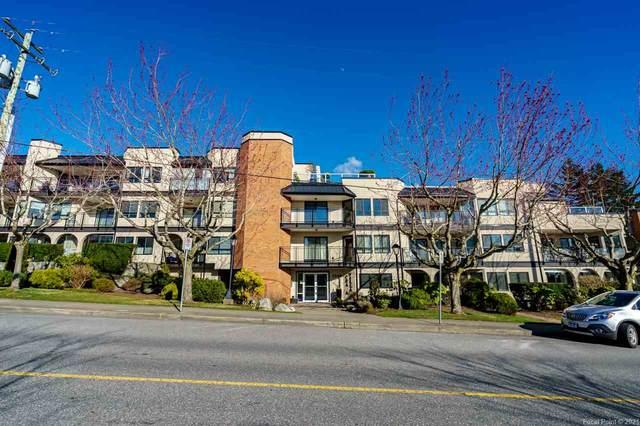 1280 Fir Street #102, White Rock, BC V4B 4B1 (#R2563213) :: Macdonald Realty