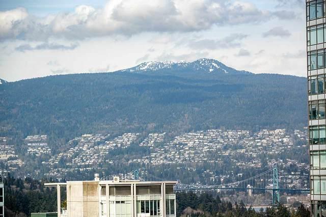 1151 W Georgia Street #2706, Vancouver, BC V6E 0B3 (#R2563216) :: Ben D'Ovidio Personal Real Estate Corporation | Sutton Centre Realty