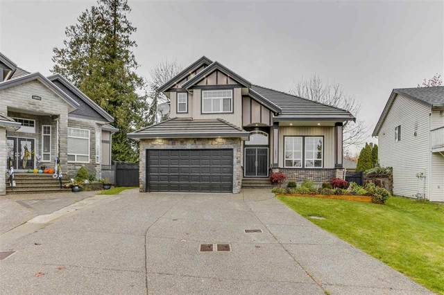 18855 60A Avenue, Surrey, BC V3S 8A2 (#R2563244) :: Ben D'Ovidio Personal Real Estate Corporation | Sutton Centre Realty