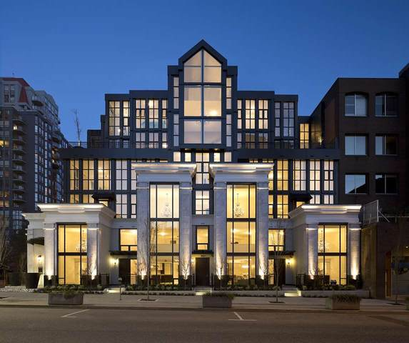 1102 Hornby Street #301, Vancouver, BC V6Z 1V8 (#R2563262) :: Ben D'Ovidio Personal Real Estate Corporation | Sutton Centre Realty