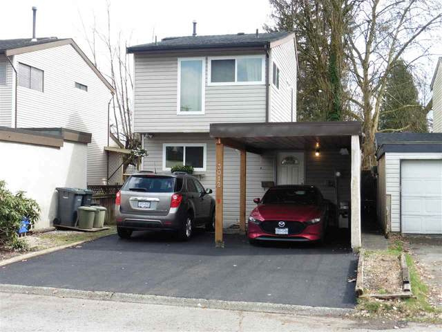 3012 Ashbrook Place, Coquitlam, BC V3C 4A7 (#R2563286) :: Ben D'Ovidio Personal Real Estate Corporation | Sutton Centre Realty