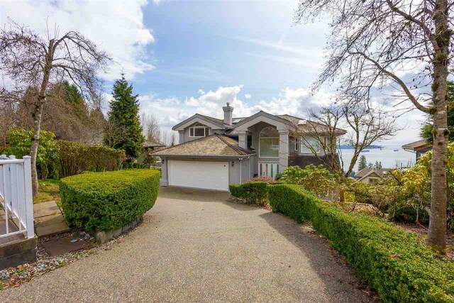 2552 Chairlift Road, West Vancouver, BC V7S 3E5 (#R2563293) :: 604 Realty Group