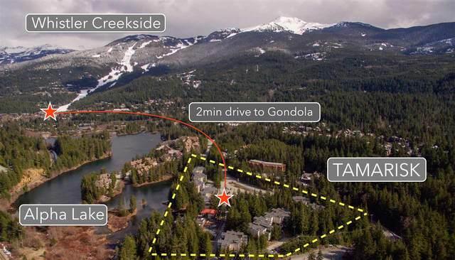 1400 Alta Lake Road Dp2, Whistler, BC V8E 0G9 (#R2563296) :: RE/MAX City Realty