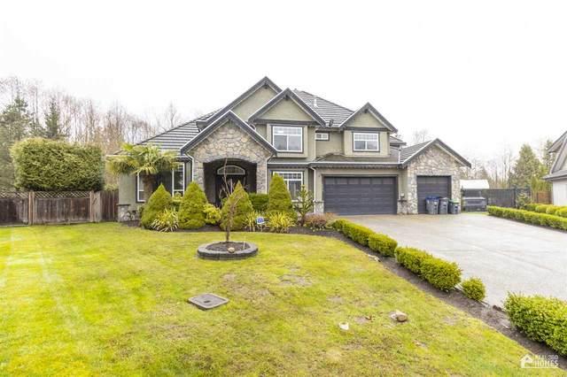 16899 87 Avenue, Surrey, BC V4N 5J4 (#R2563305) :: Macdonald Realty