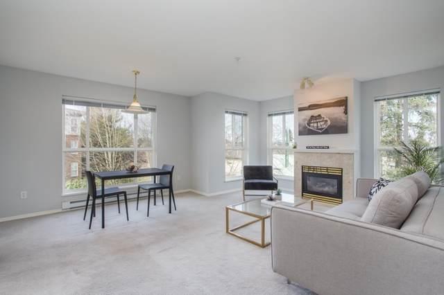 15895 84 Avenue #304, Surrey, BC V4N 0W7 (#R2563322) :: Macdonald Realty