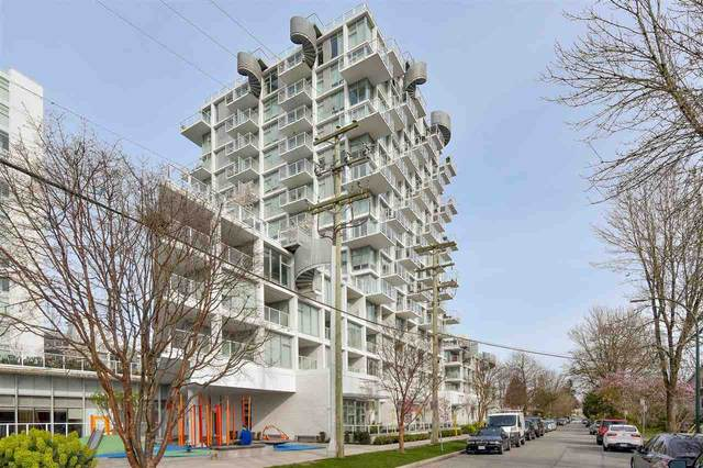 2221 E 30 Avenue Ph-8, Vancouver, BC V5N 0G6 (#R2563323) :: Ben D'Ovidio Personal Real Estate Corporation | Sutton Centre Realty