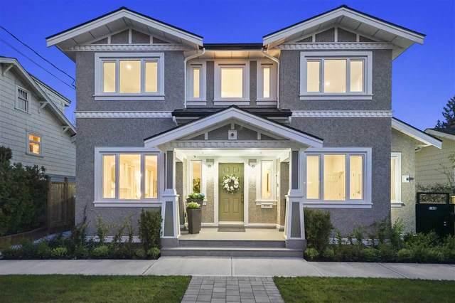 449 E 13TH Street, North Vancouver, BC V7L 2M2 (#R2563326) :: Ben D'Ovidio Personal Real Estate Corporation   Sutton Centre Realty