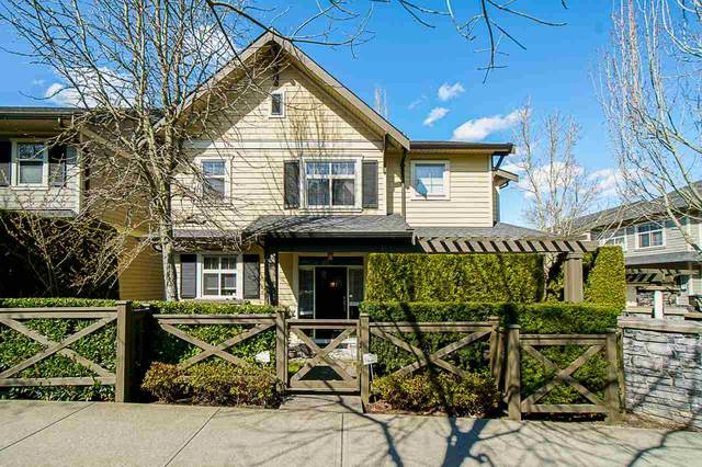 15885 26 Avenue #1, Surrey, BC V3Z 8L3 (#R2563339) :: 604 Realty Group