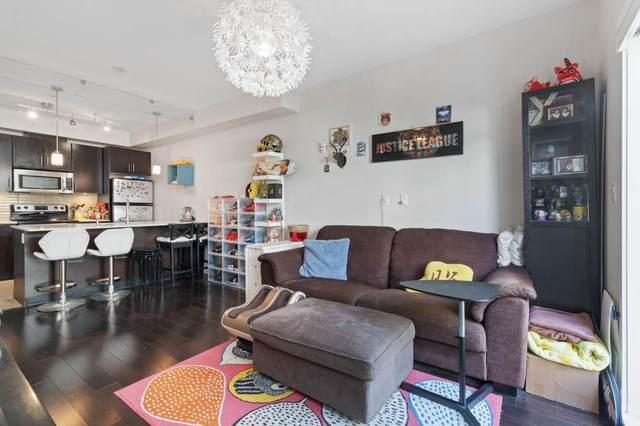 7777 Royal Oak Avenue #312, Burnaby, BC V5J 4K2 (#R2563341) :: Ben D'Ovidio Personal Real Estate Corporation   Sutton Centre Realty