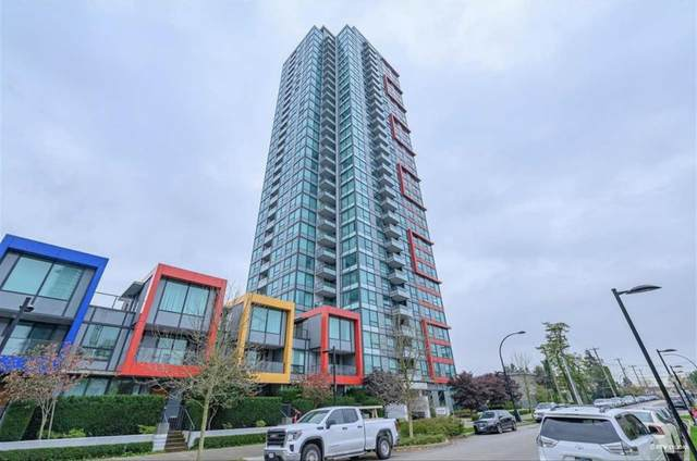 6658 Dow Avenue #1508, Burnaby, BC V5H 0C7 (#R2563346) :: 604 Realty Group