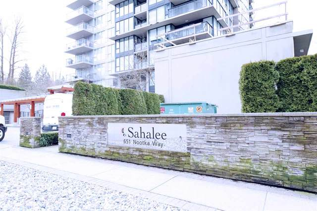 651 Nootka Way #303, Port Moody, BC V3H 0A1 (#R2563354) :: Ben D'Ovidio Personal Real Estate Corporation | Sutton Centre Realty
