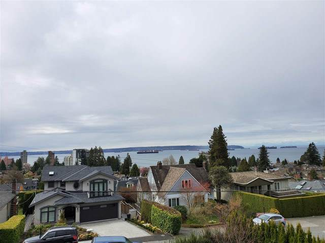 2277 Lawson Avenue, West Vancouver, BC V7V 2E3 (#R2563382) :: 604 Realty Group