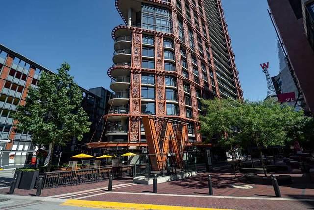 128 W Cordova Street #2806, Vancouver, BC V6B 0E6 (#R2563386) :: Ben D'Ovidio Personal Real Estate Corporation | Sutton Centre Realty