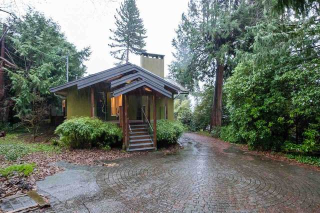 3670 Mckechnie Avenue, West Vancouver, BC V7V 2M6 (#R2563391) :: 604 Realty Group