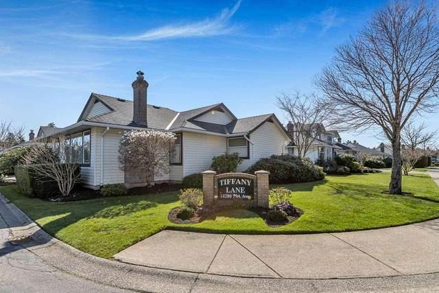 14280 19A Avenue #121, Surrey, BC V4A 8W4 (#R2563420) :: Ben D'Ovidio Personal Real Estate Corporation   Sutton Centre Realty
