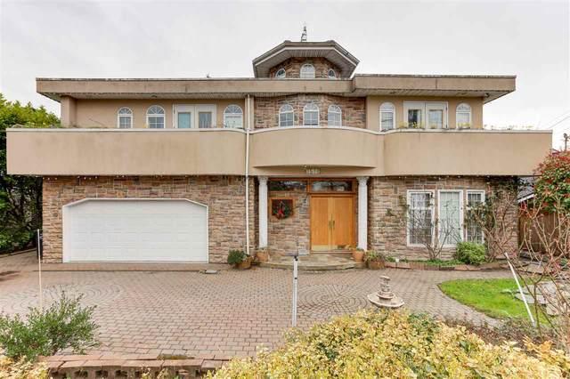 3520 Francis Road, Richmond, BC V7C 1J3 (#R2563440) :: Ben D'Ovidio Personal Real Estate Corporation | Sutton Centre Realty