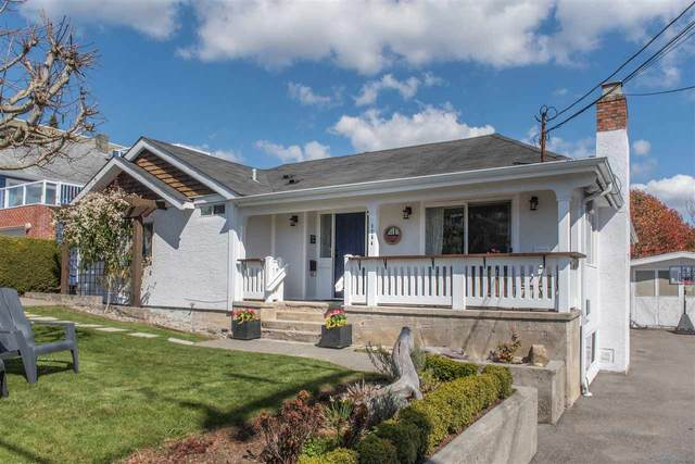 1154 Finlay Street, White Rock, BC V4B 4K8 (#R2563445) :: Ben D'Ovidio Personal Real Estate Corporation | Sutton Centre Realty